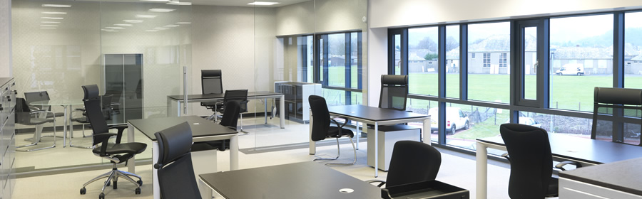 Office Fit Out and Office Design